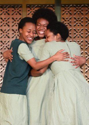 Mirirai Sithole, Abena Mensah-Bonsu and PaigeGilbert