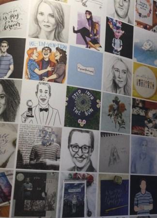Some of the fan art
