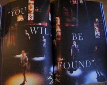 Evan Hansen two page spread 2