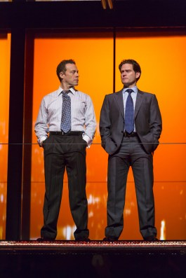 Matthew Rauch and Steven Pasquale