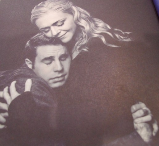 Ben Platt and Rachel Bay Jones on last page