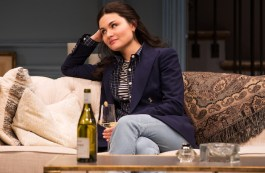Phillipa Soo in the Parisian Woman