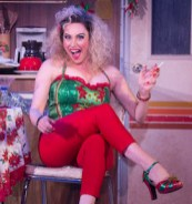 Lesli Margherita as Cindy Lou Who in WHO'S HOLIDAY!,