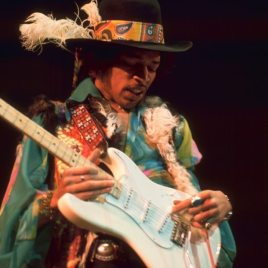 Jimi Hendrix, Fillmore East, December 31, 1969