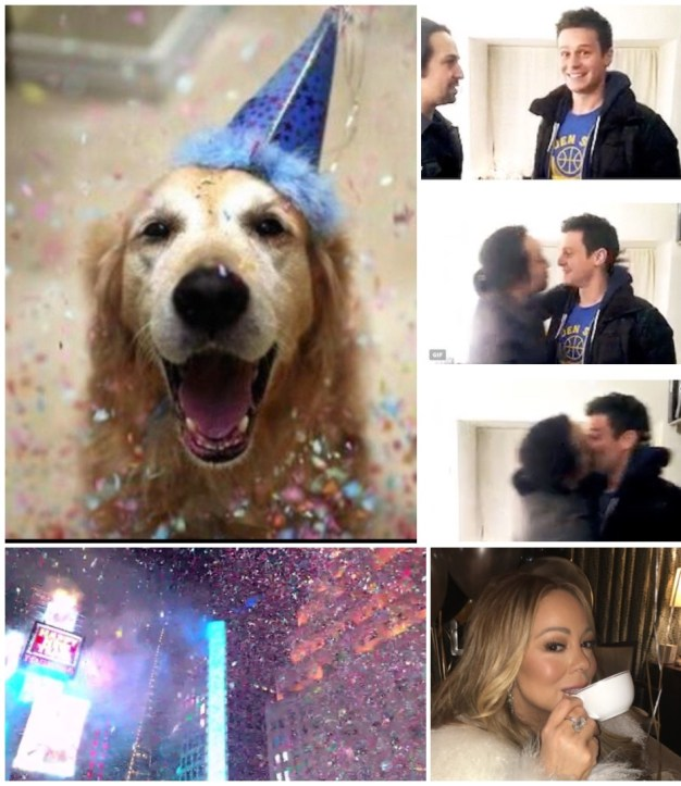 New Years 2018 collage 2