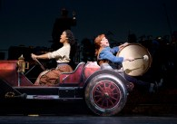 Carolee Carmello and Britney Coleman in Wildcat