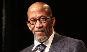 Reg E Cathey, 59, The Wire, House of Cards. I just saw him do a great turn as King Creon in Antigone in Ferguson