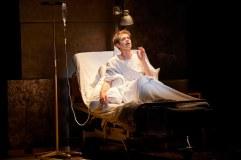 Andrew Garfield as Prior, in terror