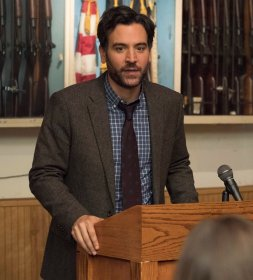 "RISE -- ""Most of All to Dream"" Episode 102 -- Pictured: Josh Radnor as Lou Mazzuchelli"