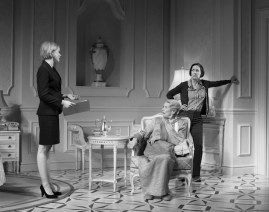 Alison Pill, Glenda Jackson, Laurie Metcalf in Edward Albee's Three Tall Women,
