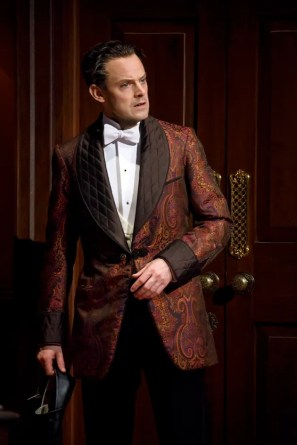 Harry Hadden-Paton as Henry Higgins