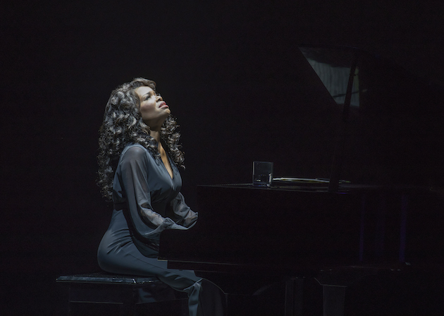 LaChanze as Diva Donna in Summer: The Donna Summer Musical