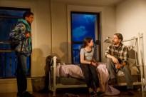 Ian Saint-Germain as Zander, Ella Kennedy Davis as Julie, Lucas Papaelias as Dan