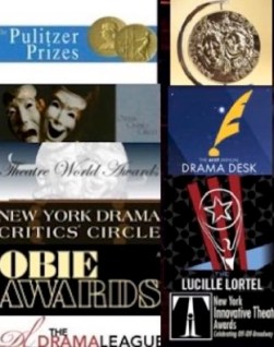 Which of these awards is still going on as scheduled, albeit online?