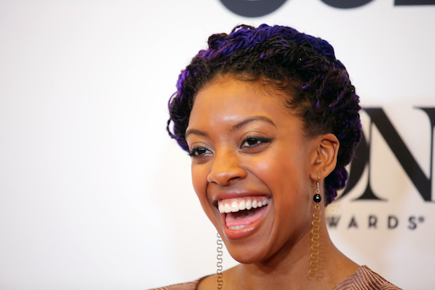 Condola Rashad, from Saint Joan