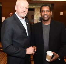 : David Morse and Denzel Washington from the Iceman Cometh