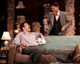 Juan Francisco Villa and Daniel K Isaac in Gentleman Caller