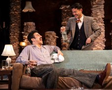 Juan Francisco Villa and Daniel K Isaac in Gentleman Caller
