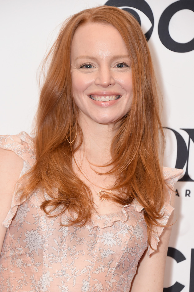 Lauren Ambrose, from My Fair Lady