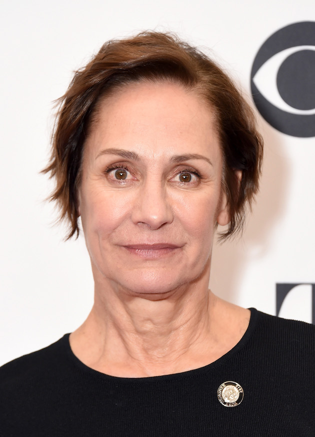 Laurie Metcalf, from Three Tall Women