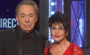 6. Andrew Lloyd Webber and Chita Rivera, each winners of lifetime achievement Tony Awards, for which we were shown clips from their careers.