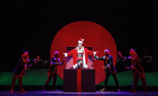 Shoshana Bean as Mrs. Santa Claus