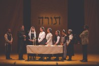 Sabbath Prayer (Ben Liebert, Steven Skybell, Mary Illes, Rachel Zatcoff, Stephanie Lynne Mason, Rosie Jo Neddy, Raquel Nobile, Samantha Hahn, Daniel Kahn