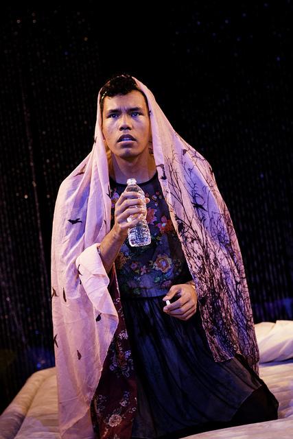 Dreamers Often Lie: Esaú Mora as Juliet