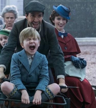 Mary Poppins returns still