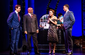 Pretty Woman Andy Karl, Ezra Knight, Samantha Barks and Robby Clater