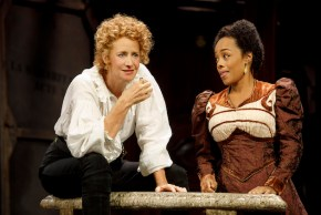 Janet McTeer and Brittany Bradford