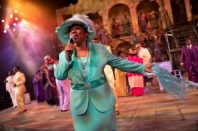 Carolyn Johnson-White as soloist.