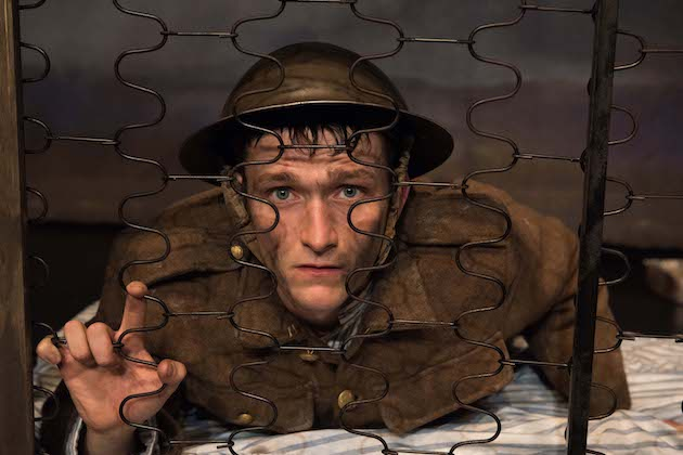 Shane O'Regan in Private Peaceful.(c) Ahron R. Foster 1588