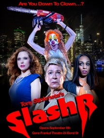 poster for SlashR, which takes place on November 9 ,2016