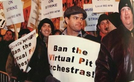 musicians strike