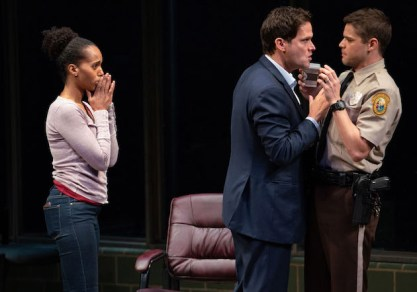 Kerry Washington, Steven Pasquale, Jeremy Jordan