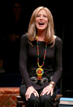 Christine Lahti as Gloria Steinem