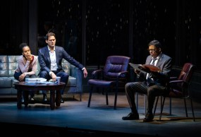 Kerry Washington, Steven Pasquale, Eugene Lee