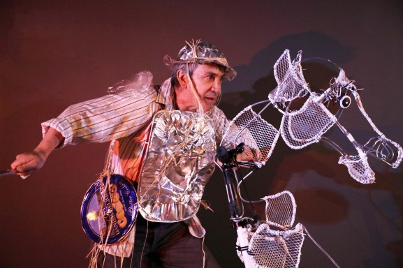 "La Mama Puppet Festival's ""Don Quixote Takes New York"""