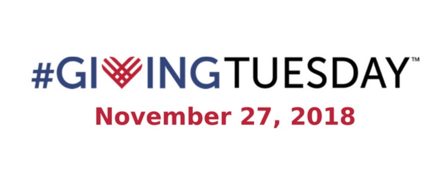 Giving Tuesday logo 2018