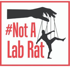 Not a Lab Rat logo for Quiz