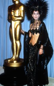 Cher Oscar presenter 1986