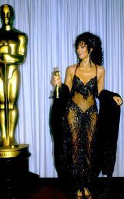Cher Oscar winner 1988