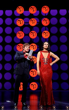 Jarred Spector as Sonny, Teal Wicks as Lady Cher