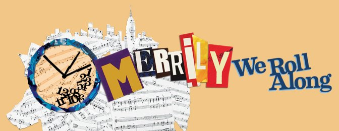 Merrily we roll along logo