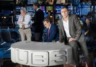 Network 4 Bryan Cranston, Tony Goldwyn and cast