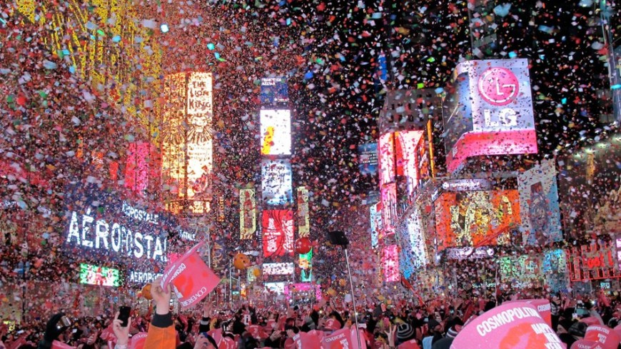 Image result for you tube new years eve ball drop new york live