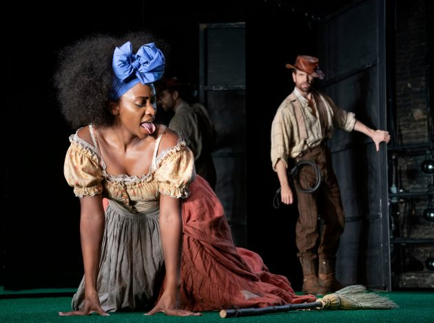 Slave Play Review: Three Interracial Couples Try to Have Sex and Talk About It