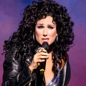"Stephanie J. Block as ""Star"" Cher"