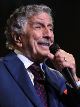 Tony Bennett, 94, has performed twice on Broadway in concert specials, once for a month co-starring with Lena Horne (who lived to 92)
